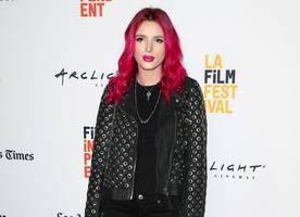 Bella Thorne and Scott Disick Holding Hands After a Night of Partying and Boozing