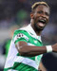 odds shortening on celtic ace moussa dembele to join everton amid lukaku exit rumours