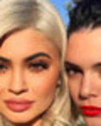 Kylie and Kendall Jenner peel off robes and splay legs for sensual reveal