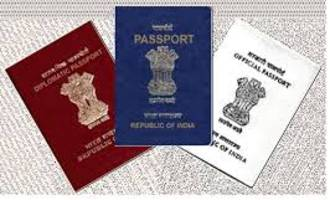 passports to be issued in both hindi & english : govt