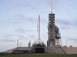 SpaceX launches first flight in historic double launch