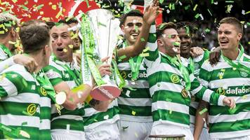 Scottish Premiership champions Celtic host Hearts on opening day