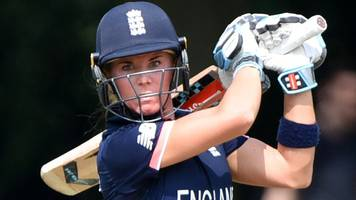 icc women's world cup: england's lauren winfield ruled out of india opener