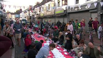 Non-Muslims invited to Iftar street party in Bristol