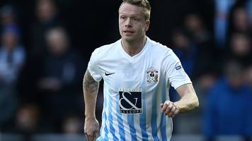 Nathan Clarke: Grimsby Town sign former Coventry City defender on one-year deal