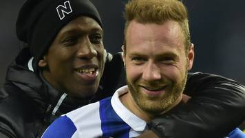 laurent depoitre: huddersfield sign fc porto striker for record fee