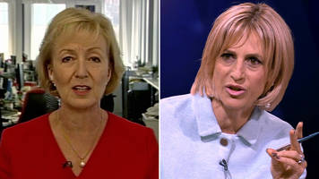 Brexit: Tory MP Leadsom says broadcasters should be patriotic
