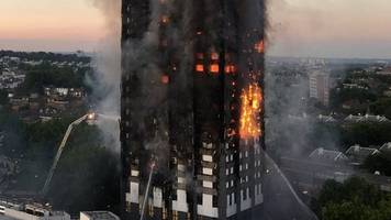 London tower fire: Why were taller fire platforms not used?