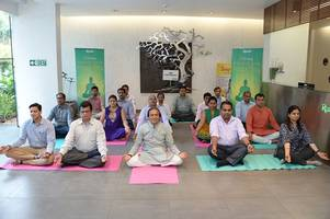 ruchi soya launches first-of-its-kind corporate initiative to make yoga a part of working day on international yoga day