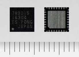 Toshiba's New Three-phase Brushless Motor Drivers Realize High Speed Rotation for Small Motors