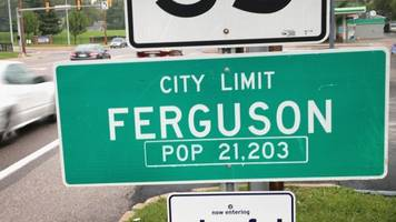 ferguson settles wrongful death suit with michael brown's family