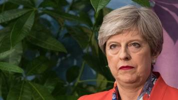 Theresa May: EU Citizens Will Have A Place In The UK After Brexit