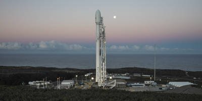 Watch SpaceX launch and land a reused Falcon 9 rocket