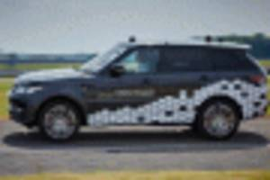 jaguar land rover ready to test level 4 self-driving car in cities