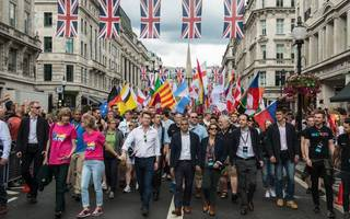 city stalwarts throw their weight behind pride in london 2017
