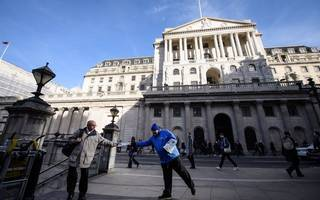 Investigator lets Bank of England off the hook over liquidity auctions