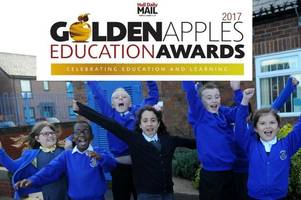 Golden Apple awards 2017: Nominate your education hero now