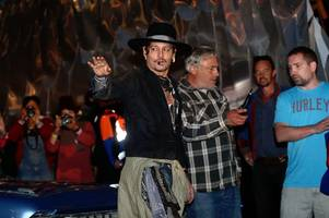 Johnny Depp 'assassinate Donald Trump' comments at Glastonbury leads to calls for police to investigate