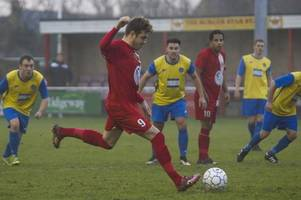 Bishop's Cleeve hand Hellenic League star Southern League chance