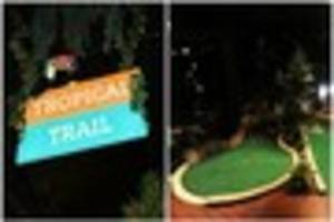treetop adventure golf is coming to highcross shopping centre -...