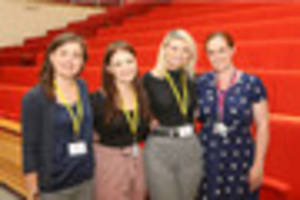 Nottingham students take first steps into working life by helping...
