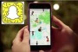 School warning over new Snapchat mapping feature