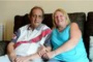 our heroes: 'amazing' fay cares for husband around the clock...