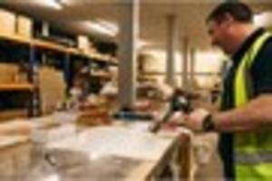 wanted: north staffs pottery workers to work in devon - and you...