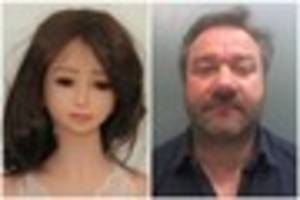 wistaston pervert, 49, locked up after importing sex doll - that...