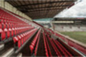 introducing safe-standing at bet365 stadium would involve...