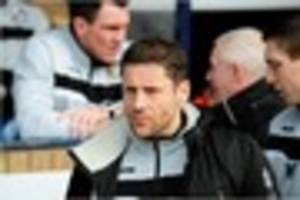 port vale boss michael brown weighs up transfer options