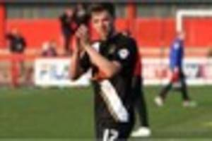 port vale tried to sign joe davis in january