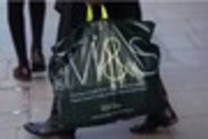 a new marks and spencer store is opening in wadebridge and there...