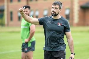 former international weightlifter and ex-worcester coach join gloucester rugby's backroom staff