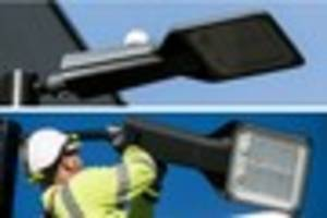 Chelmsford is now home to Britain's first 'smart' streetlights...