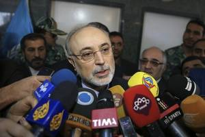 iran nuclear chief warns us over support for saudi arabia