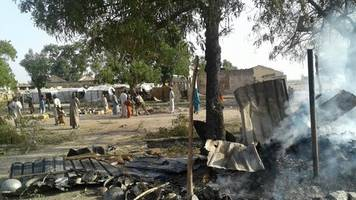 Nigerian Refugees Trapped By Uptick in Boko Haram Violence