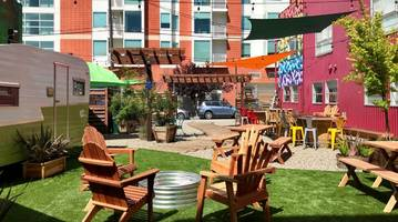 Check out this campsite inspired co-working space in the heart of San Francisco