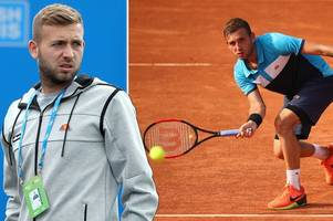 british tennis star dan evans admits he failed drugs test after testing positive for cocaine
