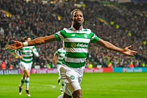 celtic striker moussa dembele is one of europe's best and facing him will help me cut it at manchester city