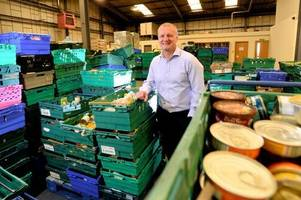 Charity bids to end food waste scandal and creates jobs for disadvantaged Scots