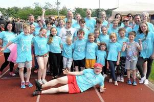 Picture Gallery: East Kilbride celebrates 20th Cancer Research UK Relay for Life