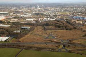 plans for 80 new homes on brownfield site in east kilbride lodged with south lanarkshire council