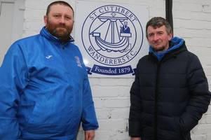 St Cuthbert Wanderers add new signing as two players depart for Dalbeattie Star
