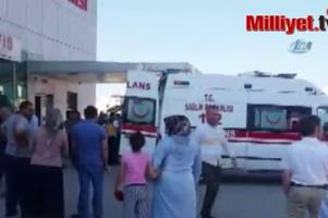 Three children among five people dead after being electrocuted in water park in Turkey