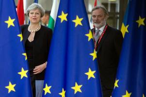 Top ten stories from Britain and around the world - Theresa May's EU citizens proposals cautiously welcomed by European leaders