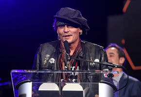 Johnny Depp Apologizes for Trump Assassination Joke
