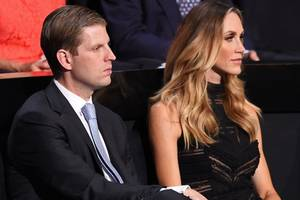 Trump's Daughter-in-Law Explains Why He Ran for President