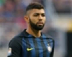 inter 'want to loan' gabigol with english and spanish clubs keen