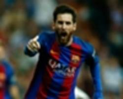 messi 30th birthday message provokes anger from ronaldo fans